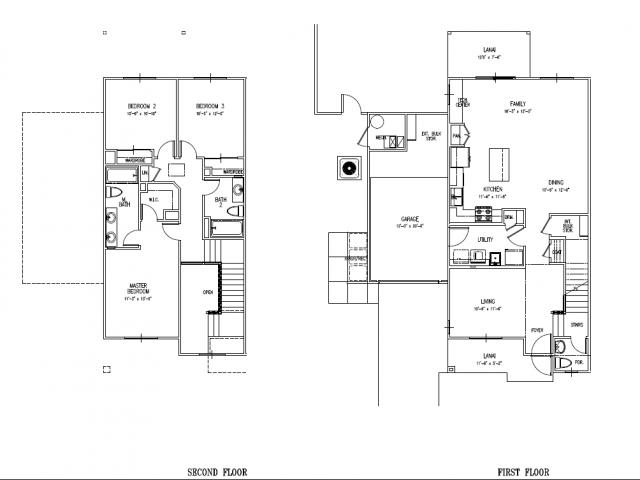 Floor Plan 21 | Island Palm Communities | Island Palm Communities
