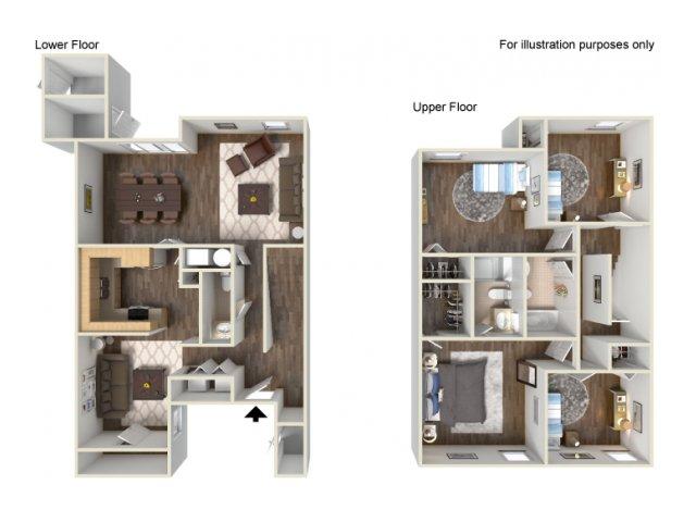 Fort Hood Housing | 3 Bedroom Homes