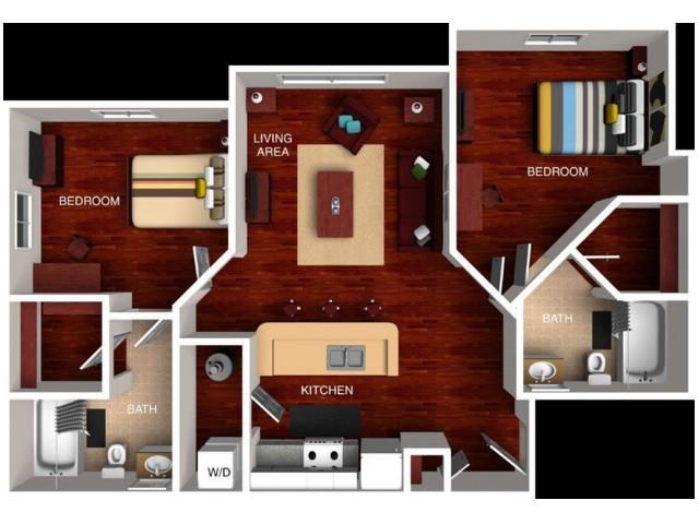 WSU Student Apartments, Sinclair Community College Student Apartments, Wilberforce Student Apartments