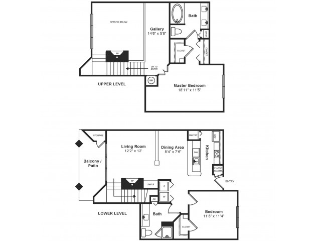 Chaddsford Floor Plan