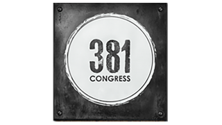 381 Congress Logo | South Boston Apartments | 381 Congress