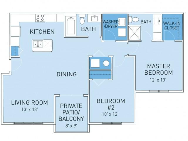 Floor Plan   Ridge45 Apartments