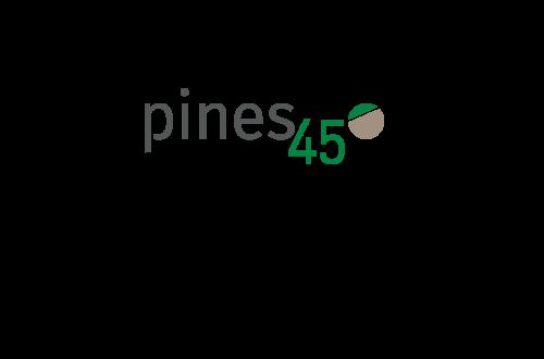 Pines45 Logo | Pines45