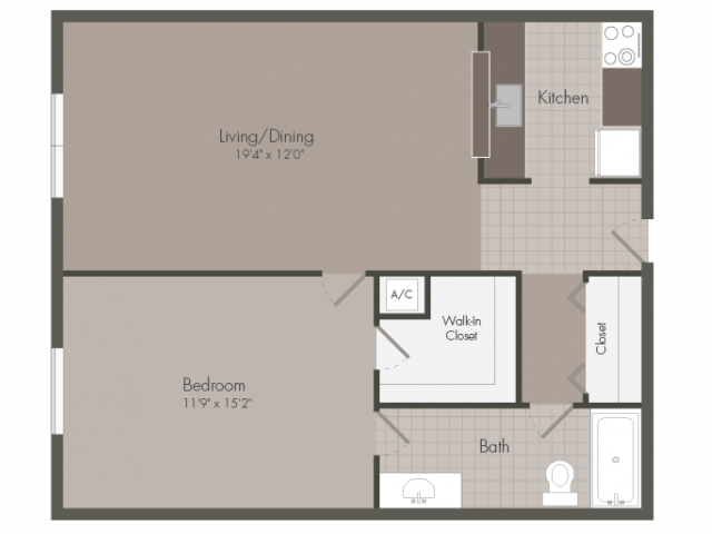 Floorplan 2 | Sunset Palms