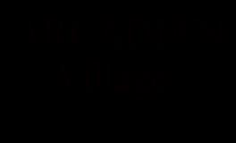 Arcadian Village Logo