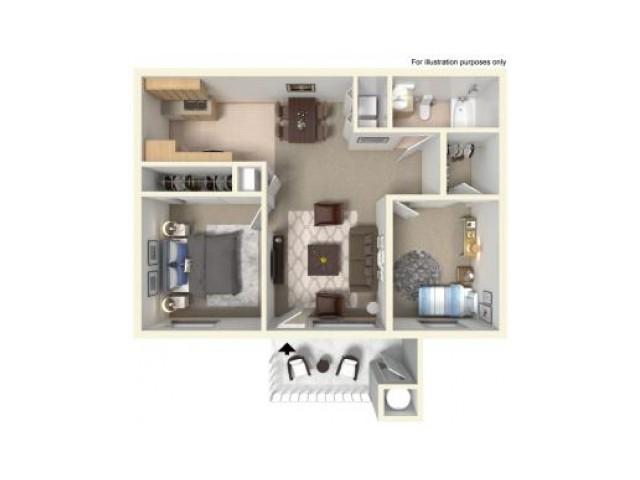 Ridge Falls Apartments