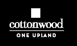 Cottonwood One Upland Logo