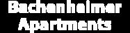 Bachenheimer Apartments Logo