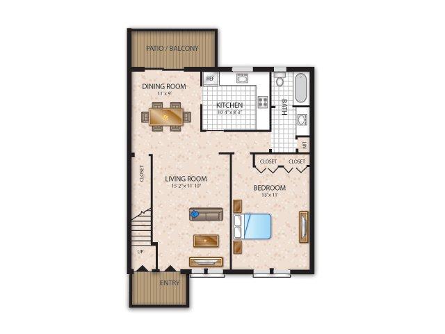 Floor Plan | Fox Pointe