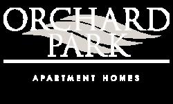 Orchard Park Logo | Burlington Apartments | Orchard Park