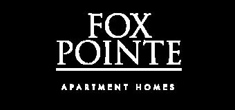 fox pointe logo white