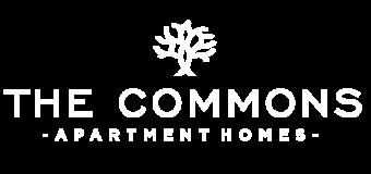 The Commons Logo White
