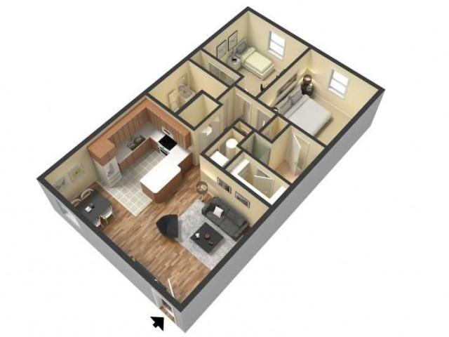 Willow Floorplan