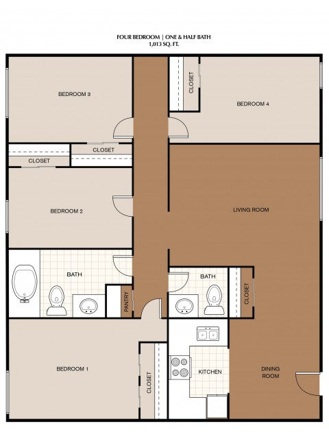 LA Mirada Apartments