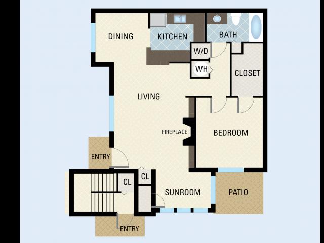 Calibre Bend Apartments