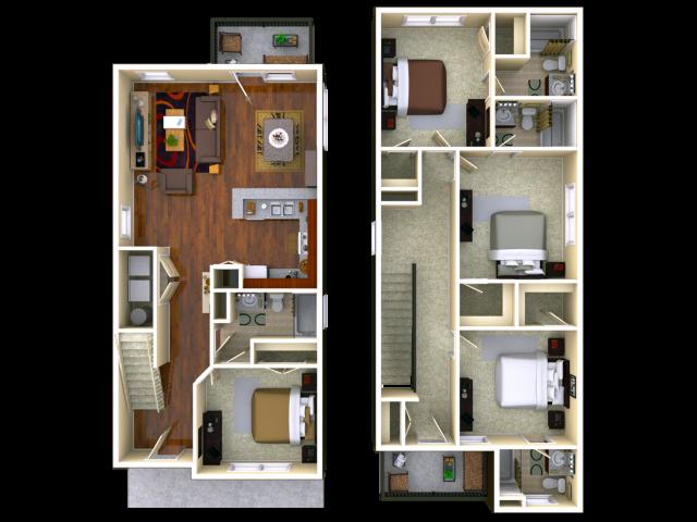 Bloomfield 4 Bedroom