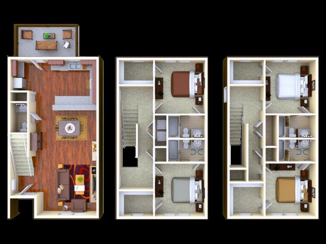 Cloverhurst 4 Bedroom