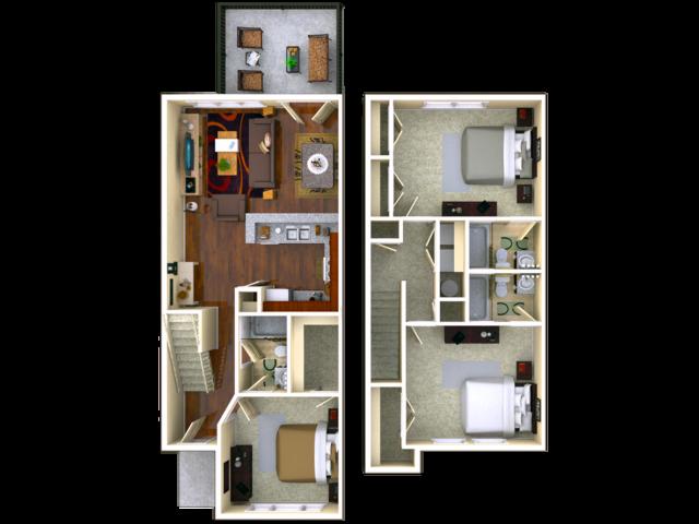 Birchmore 3 bedroom