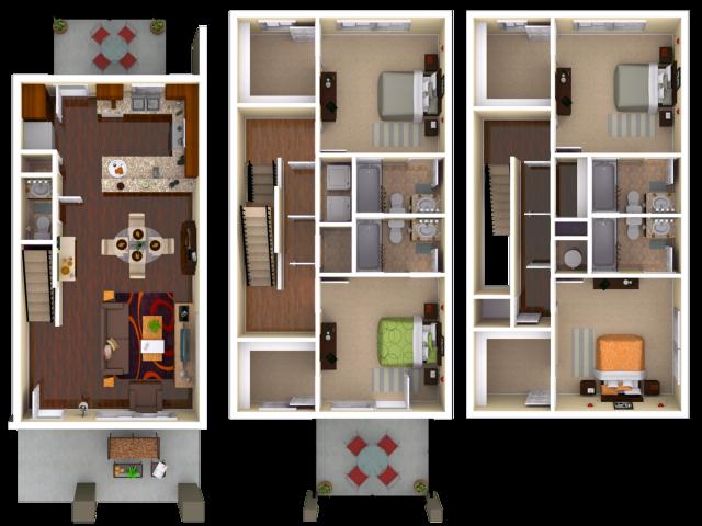 Milledge 4 bedroom