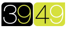 3949 Apartments Property Logo