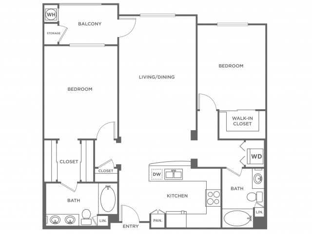 Grand Cayman | 2 bed 2 bath | from 1271 square feet