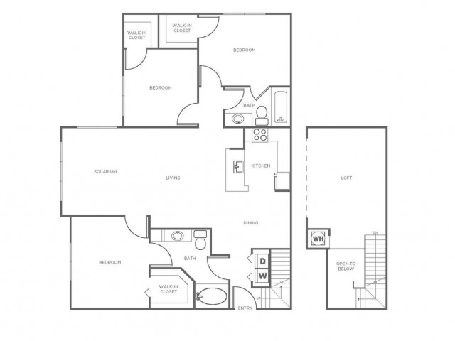 C6GIG | 3 bed 2 bath | from 1618 square feet