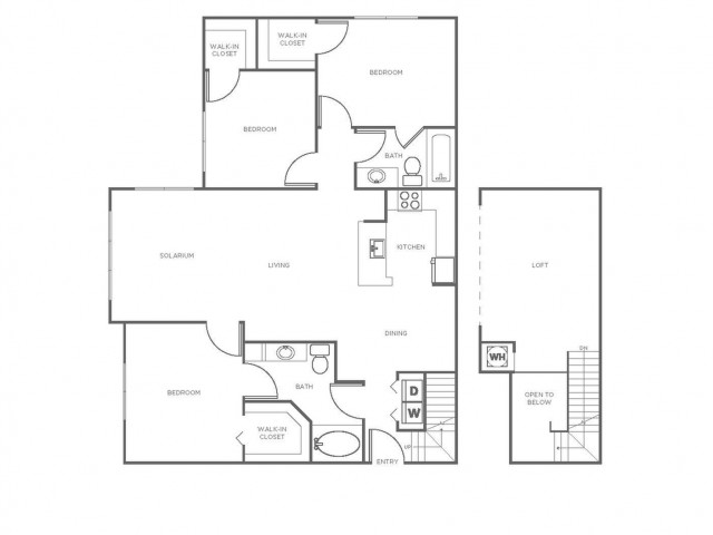 C6R | 3 bed 2 bath | from 1616 square feet