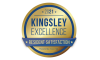 The Kingsley Excellence Award distinguishes communities that outperform the Kingsley Index™ industry benchmark for overall resident satisfaction.
