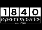 1840 Apartments Property Logo