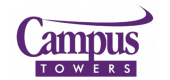 Campus Towers Apartments Logo