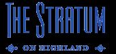 Stratum on Highland Apartments Logo