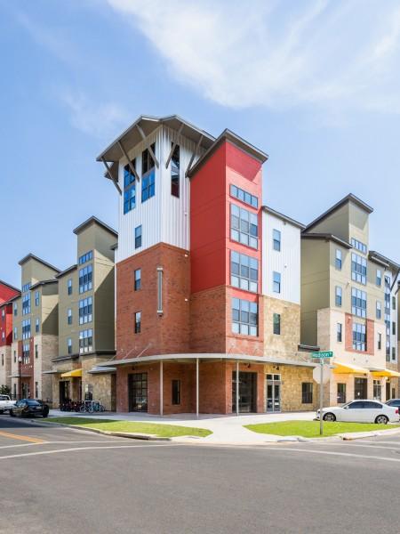Catalyst Apartments Tallahassee Near Florida State University
