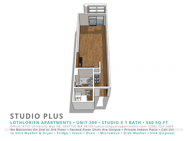 Lothlorien Studio Plus