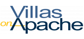 Villas on Apache Apartments Logo