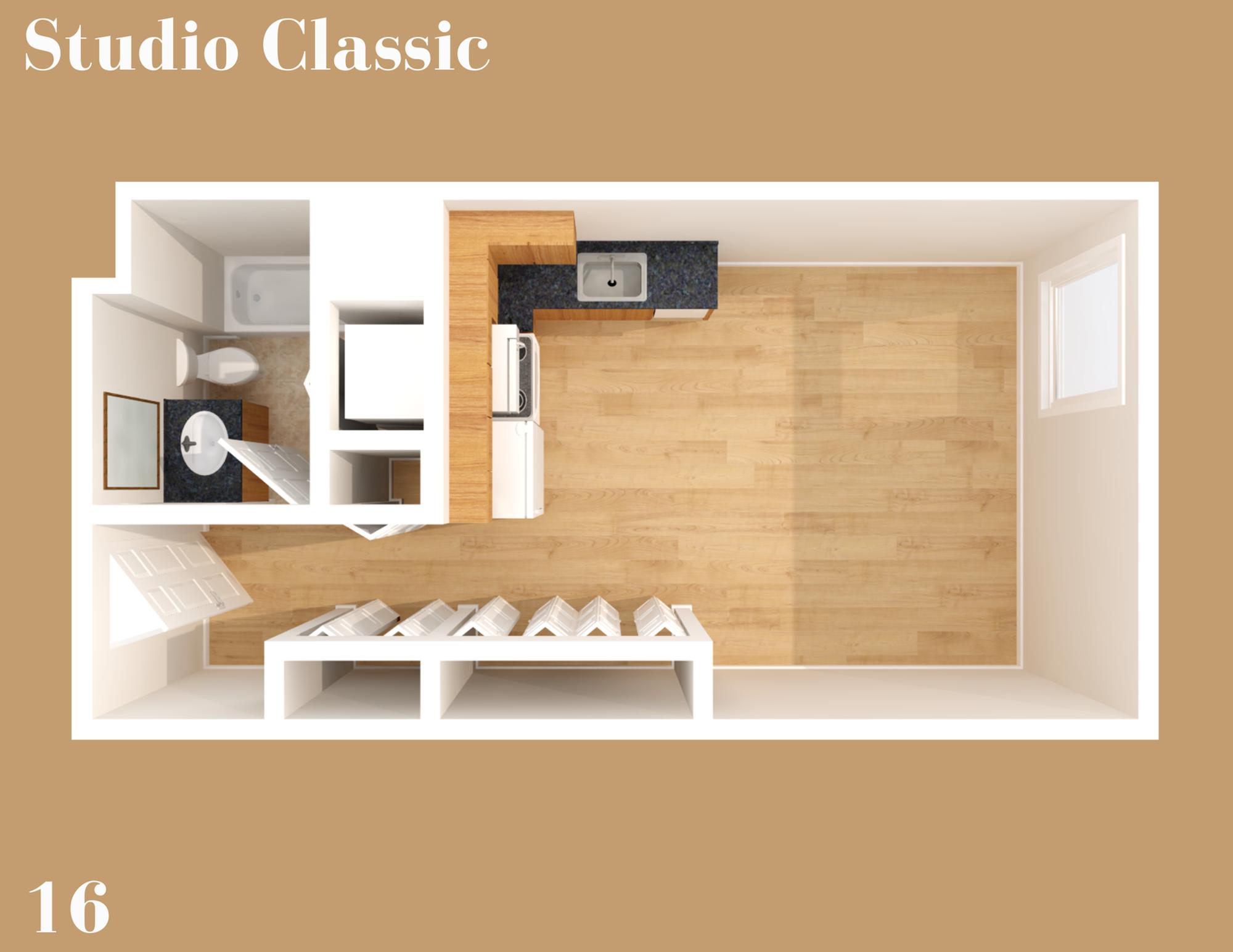 Lothlorien Studio Classic 16