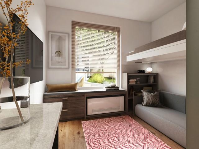 Studio Apartments In Columbus Oh The Urban