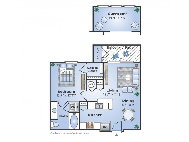 1 2 And 3 Bedroom Apartments Humble Tx