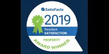 SatisFacts 2019 Medallion