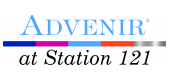 Advenir at Station 121 Logo