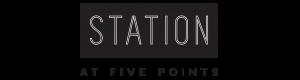 Station at Five Points Logo