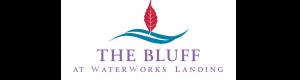 The Bluff at Waterworks Landing Logo