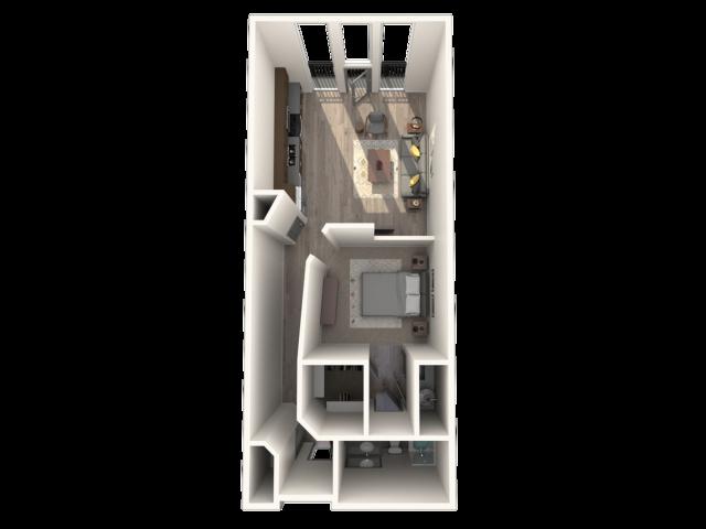 The Cadence L1 Floor Plan
