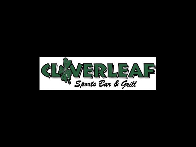 Cloverleaf Sports Bar Logo