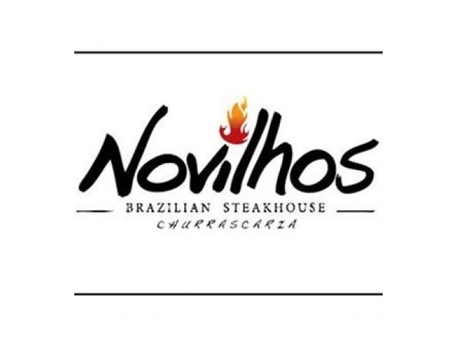 Novilhos Steakhouse Logo