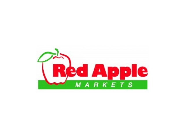 Red Apple Market Logo
