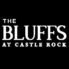The Bluffs at Castle Rock Logo | Castle Rock Apartments Colorado | The Bluffs at Castle Rock