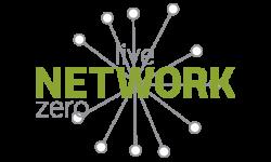 Network building logo