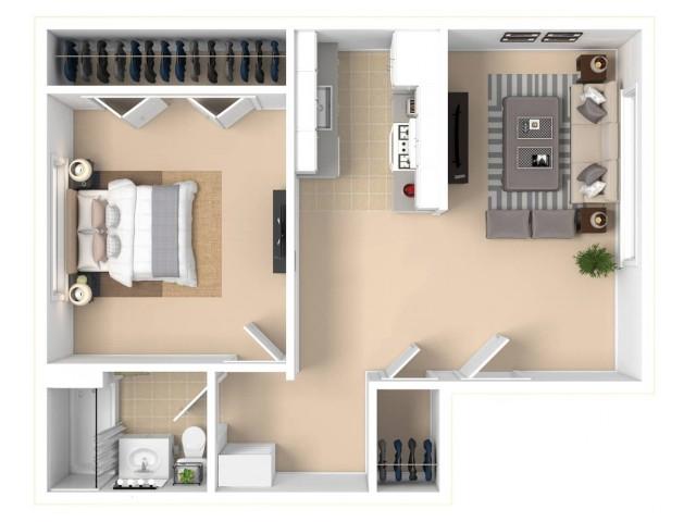 Villa Toscana Plan A