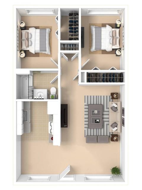 Villa Toscana Plan B