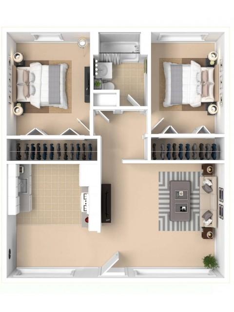 Villa Toscana Plan D